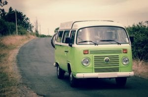 Living In A Van Full Time: How To Travel The World