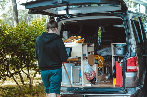 5 Tips For Traveling With Friends By Campervan