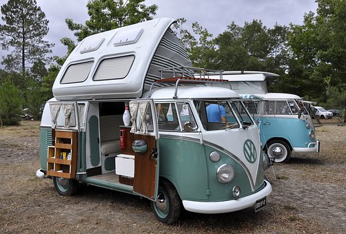 Campervan - 10 Tips For Living And Travelling